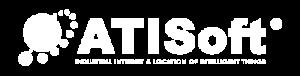 atisoft logo blanco