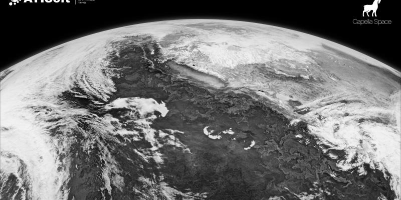 Imagen Satelital Atisoft Capella